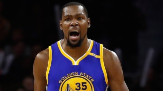 Kevin Durant Would Reportedly Take A Pay Cut To Keep The Warriors Together