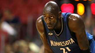 Beyonce Unknowingly Helped Kevin Garnett Get Into Shape And Communicate More On The Court