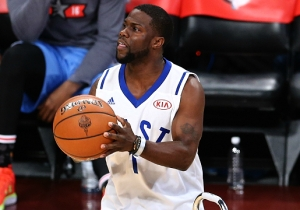 Kevin Hart Is The Celebrity Basketball GOAT In This Failed '30 For 30′