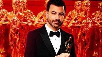 Jimmy Kimmel On Hosting The Oscars And Knowing It's The Kobayashi Maru