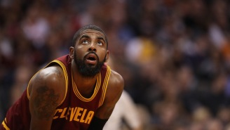 Kyrie Irving Revealed That He Believes The Earth Is Flat