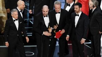 The 2017 Oscars Had A Shocking Twist Ending And The Internet Lost It