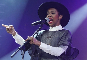 Lauryn Hill Was Several Hours Late For A Show And Twitter Let Her Have It