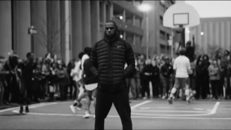 Nike's New 'Equality' Short Film Featuring LeBron James Sends A Strong Message