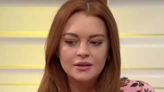 Lindsay Lohan Claims She Was 'Racially Profiled' For Wearing A Headscarf At The Airport
