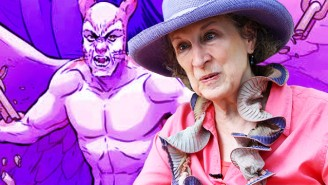 Margaret Atwood Talks About Why She Likes Comics And Why She Dislikes Bleak Endings