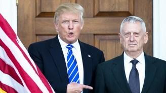 Defense Secretary General Mattis Dismisses The Idea Of U.S. Military Collaboration With Russia