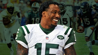 Brandon Marshall Looks Back On His Evolution Into One Of The NFL's Most Dynamic Personalities