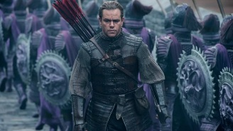 Twitter Gets Salty Thanking Matt Damon For Saving China In 'The Great Wall'