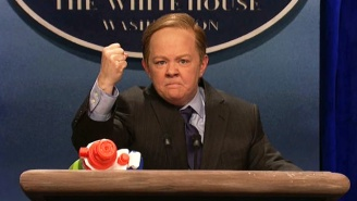 Report: Trump Is Deeply Disturbed By Melissa McCarthy's Portrayal Of Sean Spicer On 'SNL'
