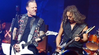 Metallica's '…And Justice For All' Producer Explains Why The Record's Mix Sounds So Bad