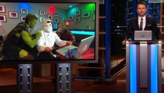 'Futurama' Meets Chuck Tingle As John DiMaggio Reads Tingle's Latest On @Midnight