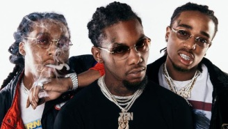 Migos' 'Culture' Is Officially The No. 1 Album In The Country