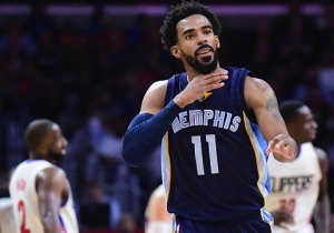 Mike Conley Says Goodbye To Memphis In A Moving Video Letter