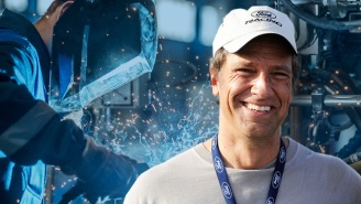 Mike Rowe Wants To Help Close The Skills Gap And Make America Work Again