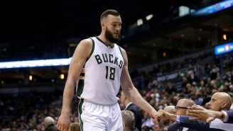 The Bucks And Hornets Have Reportedly Agreed To Swap Big Men In A Trade