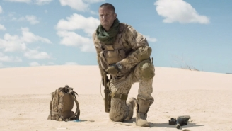 Armie Hammer Must Survive A Desert Death Trap In The Appropriately Taut 'Mine' Trailer