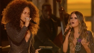 Alicia Keys And Maren Morris Bridged The Gap Between Country And Soul With Their Performance Of 'Once'