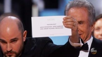 The Sports World Reacted To The Embarrassing Oscars Best Picture Gaffe