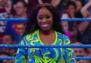 Naomi Had To Pitch Her 'Feel The Glow' Gimmick To WWE For Two Years