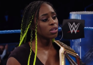 The Latest On Naomi's Injury And When She's Expected Back