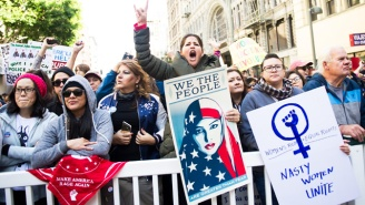 Women's March Organizers Announce A Nationwide 'Day Without A Woman' Strike