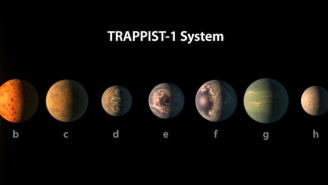 The Seven New Earth-Like Planets Discovered By NASA, Ranked