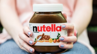This Graphic Of Nutella Ingredients Has The Whole World Rethinking Breakfast