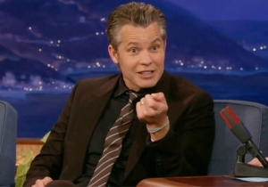 Timothy Olyphant Explains How He Couldn't Resist The Allure Of Willie Nelson's Weed At Austin City Limits