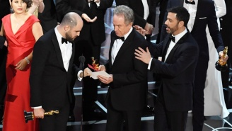 The Academy Releases An Official Apology For The Best Picture Mishap At The 89th Oscars