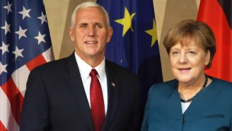 Mike Pence Promises World Leaders That The U.S. Will Not Be Russia's Puppet Under Trump