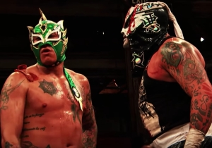 AAA Threatened To Sue An Independent Promotion For Booking Pentagon Jr. And Fenix