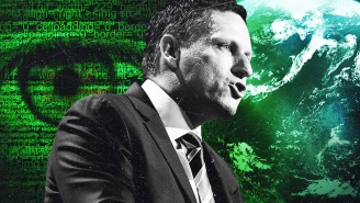 How Peter Thiel's Palantir Helped The NSA Spy On The Whole World
