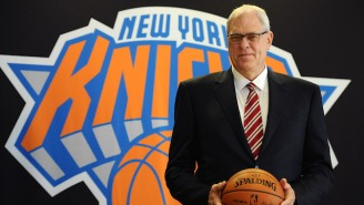 Phil Jackson Might Hurt The Knicks In Free Agency With How He's Handled Carmelo Anthony