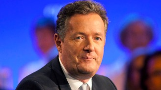 Piers Morgan Makes The Mistake Of Picking A Fight With J.K. Rowling Over His 'Real Time' Appearance