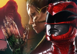 This Week In Posters: 'Power Rangers,' Man Legs, And 'John Wick 2'