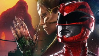 This Week In Posters: 'Power Rangers,' Man Legs, And 'John Wick 2'