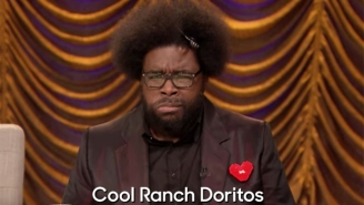 Questlove Once Again Draws The Short Straw With This Disgusting Taste Test On 'The Tonight Show'