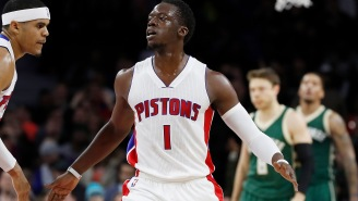 The Pistons Are Reportedly In Discussions To Send Reggie Jackson To The Magic