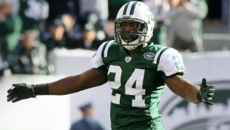 Just About Everyone Says That's Not Darrelle Revis' Voice In The Knockout Video That's Circulating
