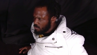 Rich Swann Suffered A Foot Injury On WWE Raw
