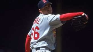 Former Cardinals Pitcher Rick Ankiel Admitted To Downing Vodka Before A Game To Battle The Yips