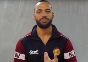Indie Wrestling Star Ricochet Confirmed He Is Now A Free Agent … Kind Of