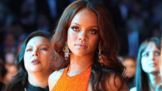 Rihanna Is Taking Her Grammy Shutout In Stride
