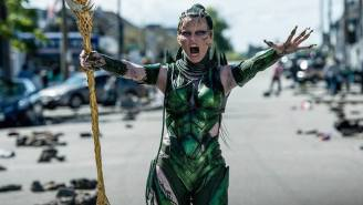 The Latest Trailer For 'Power Rangers' Injects Some Much Needed Color