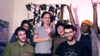 Premiere: Brooklyn Supergroup Real Life Buildings Fear They Might 'Tare'