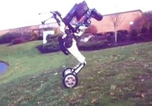 The Newest Boston Dynamics Robot Is A Nightmare On Wheels, And It Does Tricks