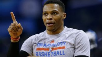 Oscar Robertson Hopes Russell Westbrook Matches His Mind-Blowing Triple-Double Mark