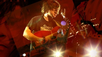 With 'Prisoner,' Ryan Adams Completes His Trilogy Of Divorce Albums