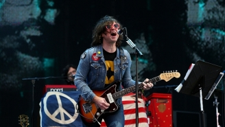 Ryan Adams Will Play The Rolling Stones' Iconic 1972 Album 'Exile On Main St.' At A Special One-Off Gig